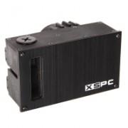 XSPC Combo Tanica Dual Bay V2 / Pompa D5 Vario - Nero