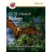 New Grade 9-1 GCSE Biology for Edexcel: Student Book with Online Edition by CGP Books