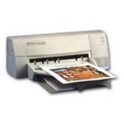 Imprimanta cu jet HP Deskjet 1100C C2675A fara cartuse, fara tava, fara alimentator, fara cabluri