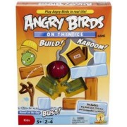 Angry Birds On Thin Ice