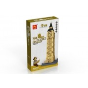 FireBeast THE BIG BEN of London BUILDING BLOCKS 1642pcs set, Compatible with Lego parts