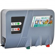 VOSS.farming HELOS 4 - 12 V Battery / Mains Energiser, Dual-Power