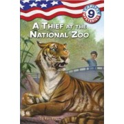 A Thief at the National Zoo by Ron Roy