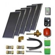Kit solaire thermique 6-8 personnes
