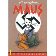Maus: My Father Bleeds History v. 1 by Art Spiegelman