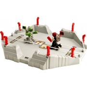 Battroborg 3-in-1 Battle Arena Green and Red