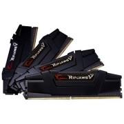 gskill F4 - 2800 C14Q 64gvk Memory D4 2800 64 GB C14 ripv K4 4 x 16 GB, 1,35 V, ripjawsv Nero