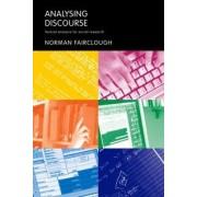 Analysing Discourse by Norman Fairclough