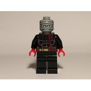 Lego Custom Printed Hush Minifig Dc Super Hero Villain Tommy Elliot