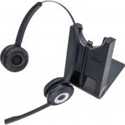 Jabra PRO 920 Duo Monauraal Hoofdband Zwart hoofdtelefoon