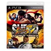 Game Super Street Fighter IV Capcom PS3