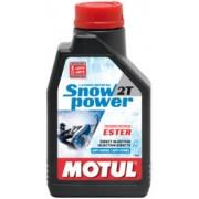 MOTUL SnowPower 2T 1 litru