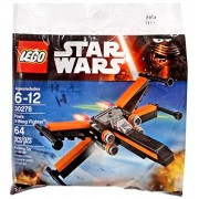 Lego Poe's X-Wing Fighter {Bagged} #30278