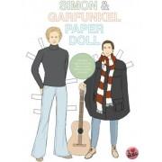 Simon & Garfunkel Paper Doll by Mel Simone Elliott