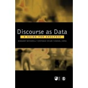 Discourse as Data by Margaret Wetherell