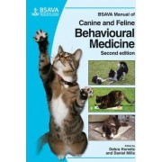 BSAVA Manual of Canine and Feline Behavioural Medicine 2E + CD by Debra F. Horwitz