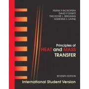 Principles of Heat and Mass Transfer by Theodore L. Bergman