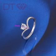 White Heart női gyűrű