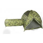 Command HQ Tent & Tunnel Com. by PACIFIC PLAY TENTS