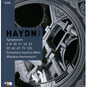 J. Haydn - Symphonies Vol.1 (0825646965069) (5 CD)