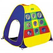 Exultia (TM) BS # S Nueva ni?os Ni?os Aventura juego grande tienda del juego de la bola del aro interior al aire libre Jardšªn Playhouse Kids Play Tent Kids regalo de los ni?os