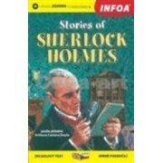 Zrcadlová četba - Stories of Sherlock Holmes(A. C. Doyl )