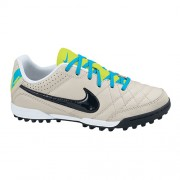 Nike Детски Стоножки Tiempo Natural IV LTR TF JR 509084 001