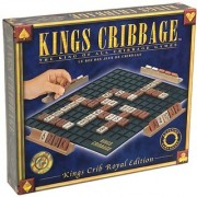 Kings Cribbage The King of All Cribbage Games Board Game
