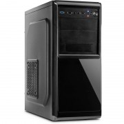 Carcasa Inter-Tech GM-C15 Black