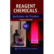 Reagent Chemicals by Acs Committee on Analytical Reagents
