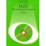 Wise Publications Guest Spot: Jazz Playalong For Trumpet. Partitions, CD pour Trompette