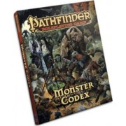 Pathfinder Roleplaying Game: Monster Codex by Jason Bulmahn