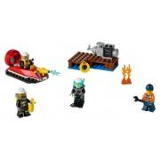 LEGO® City Set de pompieri pentru incepatori - 60106