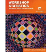 Workshop Statistics: Discovery with Data and Fathom by Allan J. Rossman