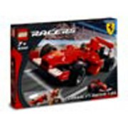 Lego Racers Ferrari F1 Race Car 1/24 8362 (Japan Import)
