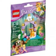 LEGO Friends Tiger's Beautiful Temple 41042 Building Kit by LEGO
