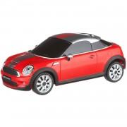 BeeWi Bluetooth Mini Cooper S Coupе - кола управлявана чрез вашето iOS устройство (червен)