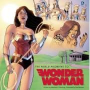 The World According to Wonder Woman by Matthew K. Manning