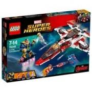 LEGO 76049 LEGO Avenjets rymduppdrag