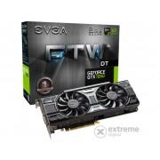 Placa video EVGA nVidia GTX 1060 6GB DDR5 FTW+ DT Gaming ACX3.0 - 06G-P4-6366-KR