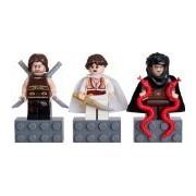 LEGO 852942 Prince of Persia - Figuras magnéticas de Dastan, Princesa Tamina y Zolm