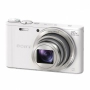 Sony DSC-WX350W alb - 18,2 Mpx, zoom optic 20x, Wi-Fi, NFC