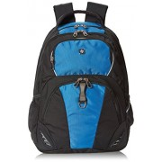 SwissGear Laptop Computer Backpack SA6685 (Black/Blue) Fits Most 15 Inch Laptops