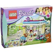 LEGO Friends Vet Clinic 192pcs Figures Building Block Toys