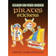 Glow-In-The-Dark Pirates Stickers by Steven James Petruccio