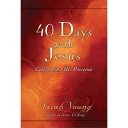 40 Days with Jesus 25-Pk by Sarah Young