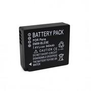 DMW-BLE9E/BLG10 - Li-ion - Batteri - till for Panasonic DMC-GF3, DMC-GF3K, DMC-GF3R, DMC-GF3P, DMC-GF3T, DMC-GF3W, DMC-GF3CW, - 7.4V - V