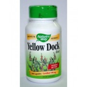 Лапад къдрав (корен) Nature's Way 500 мг