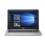 ASUS VivoBook K501UX-FI277T 15.6 inch Ultra HD Notebook (Intel Core i7-6500U Processor, 16 GB RAM, 256 GB SSD, Ultra HD 3840x2160 Screen, NVIDIA GeForce GTX 950M 2 GB GDDR3, Windows 10) IMPORT Includes all Custom Duties and Taxes