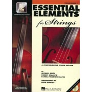 HAL LEONARD Essential Elements 2000 For Strings: Violin Book 1 (DVD Edition). Partitions, CD-Rom pour Violon
